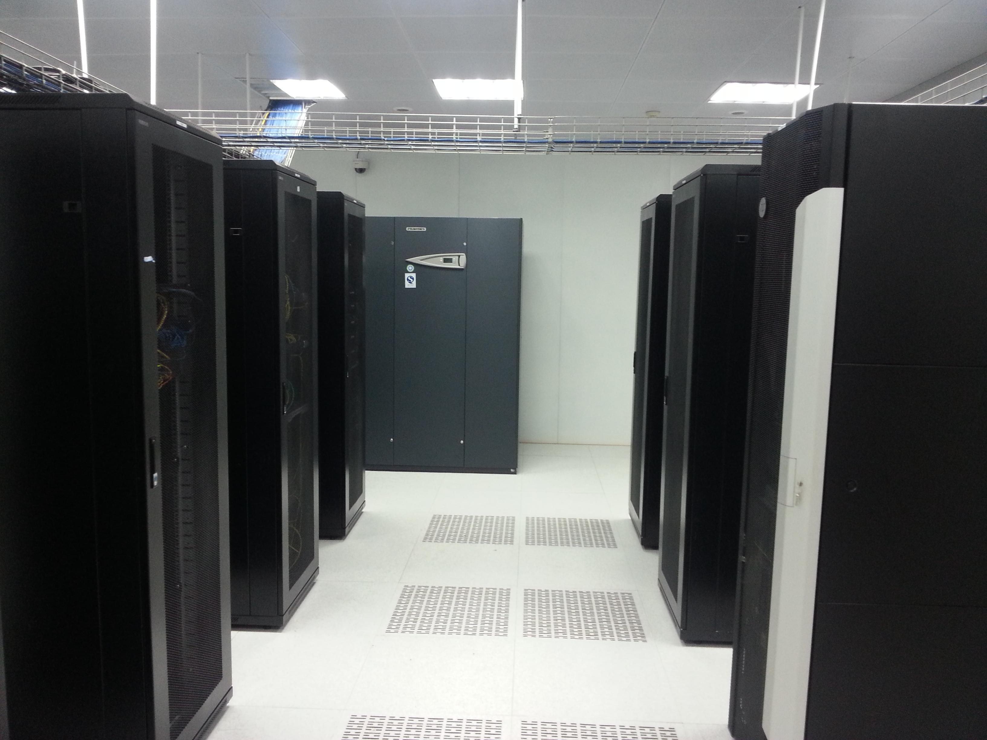 中铝萨帕特种铝材(重庆)有限公司服务器网络系统集成项目